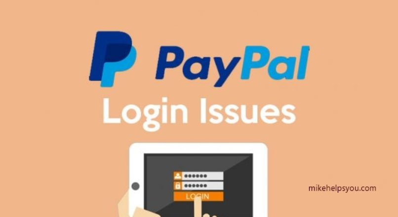 PayPal login my account : Paypal login troubles!!