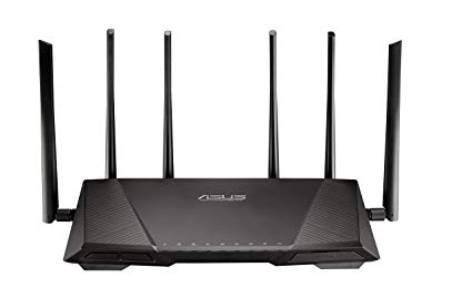 ASUS RT AC3200 Tri-Band Gigabit Wi-Fi router
