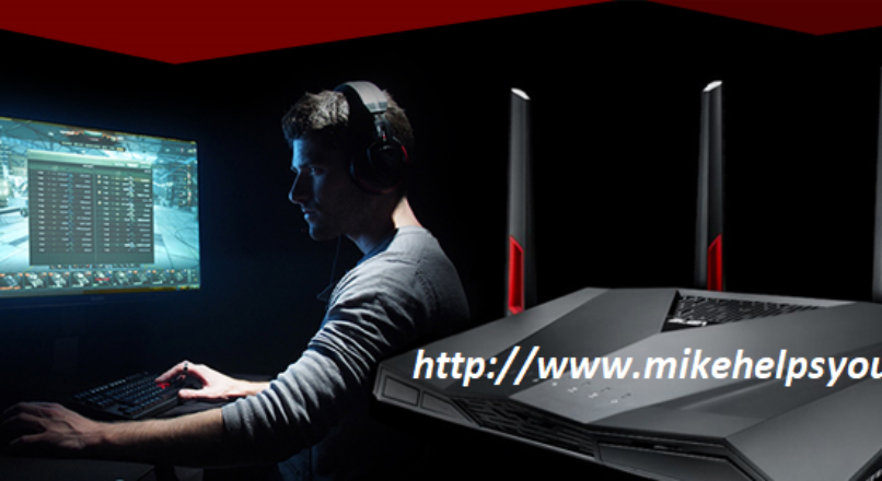 How to setup Wireless Media Access Control over Asus RT AC5300 routers?