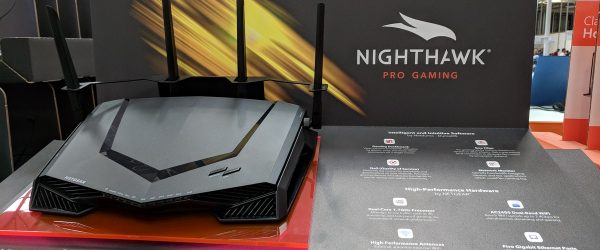 Netgear Nighthawk XR450 automatic firmware update